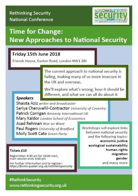 National Conference Flyer