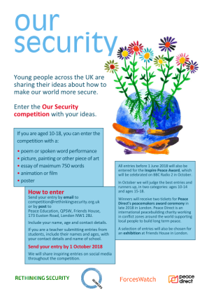Our security poster